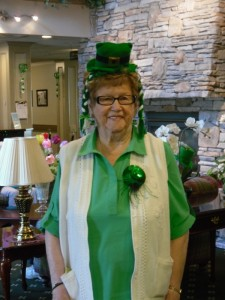 Lucy and Stanley in the Irish Spirit! Maxine's Door is FUN!
