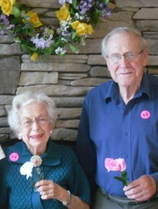 Fred and Helen Schroth